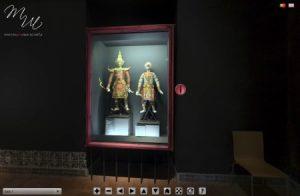 Visita Virtual Museu da Marioneta